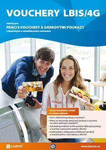 katalog Vouchery LBIS/4G - práce s vouchery a dárkovými poukazy v lázeňských a rehabilitačních centrech